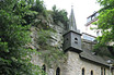 Small Castle Surrounded By Green Vegetation Luxembourg Grund